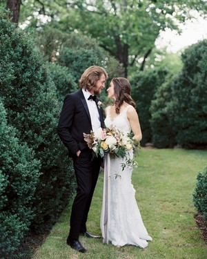 A Dreamy Garden Wedding in Nashville, Tennessee