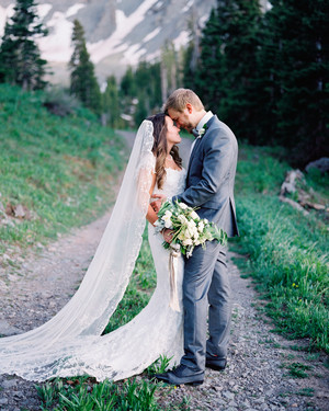 An Intimate Lakeside Wedding in Telluride