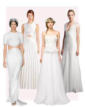 4 Wedding Dress Trends To Inspire Your Big Day Look