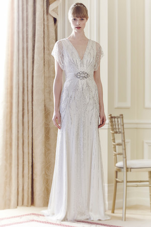 Beaded Wedding Dresses, Spring 2014
