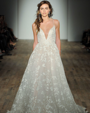 Jim Hjelm by Hayley Paige Spring 2018 Wedding Dress Collection