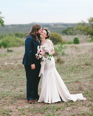 A Rustic, Romantic Outdoor Wedding in Texas