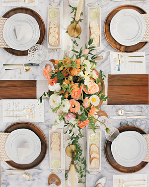 17 Creative Ways to Set Your Reception Table