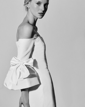 Carolina Herrera Spring 2018 Wedding Dress Collection