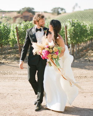 Corinne and Patrick's Wine Country Wedding