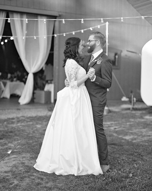 A Natural, Meaningful Wedding on a Tree Farm