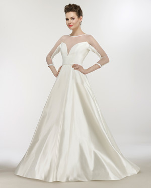 Steven Birnbaum Fall 2018 Wedding Dress Collection