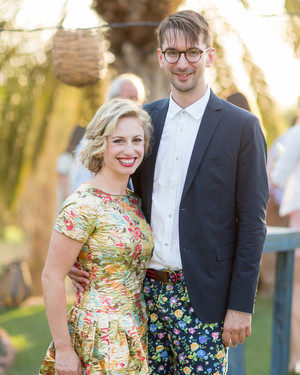 Veronica and Mathieu's Low-Key Rehearsal Dinner on a Mexican Farm