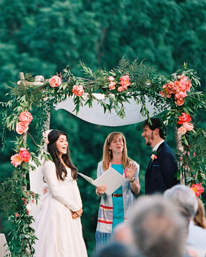25 Beautiful Chuppah Ideas from Jewish Weddings