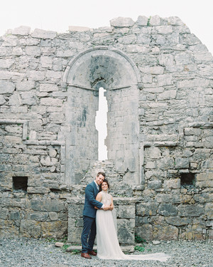 An Elopement-Style Wedding on a Small Irish Island