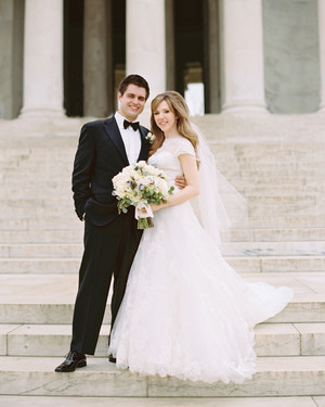 A Parisian, Ballet-Inspired Wedding in D.C.