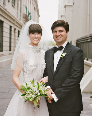 An Epic New Orleans Wedding with Classic Touches