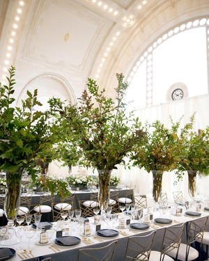 Tall Centerpieces That Will Take Your Reception Tables to New Heights