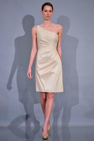 Monique Lhuillier, Fall 2012 Bridesmaid Collection