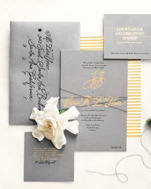 25 Unexpected Winter Wedding Invitations