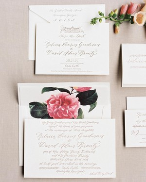 25 Fresh Summer Wedding Invitations