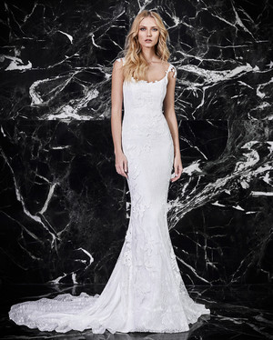 Victoria Kyriakides Spring 2018 Wedding Dress Collection