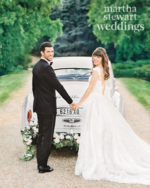 Exclusive! Go Inside Margo & Me's Jenny Bernheim's Dreamy Wedding in France