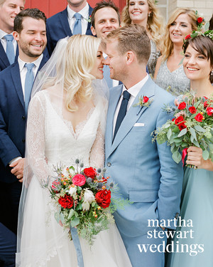 "Exclusive: ""Odd Mom Out"" Star's Abby Elliott and Bill Kennedy's Wedding Photos"