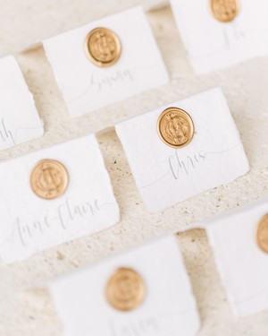 25 Monogram Wedding Ideas We Love