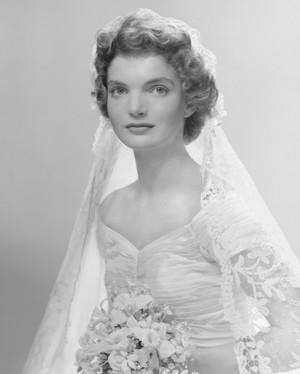 26 Celebrity Brides Who Wore Unforgettable Veils