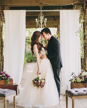Wonderful 13 Dreamy Garden Wedding Ideas