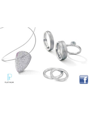 Connect with Platinum Jewelry