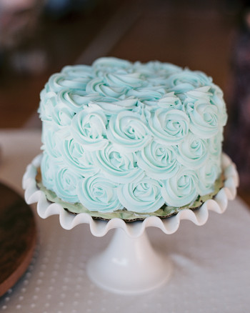 Crushed Candy Wedding Cake Recipe