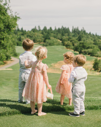 Flower Girl Accessories Little Ones Will Love | Martha ...