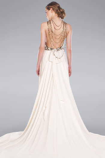 Amanda Wakeley Sp14 Dress 31 Martha Stewart Weddings