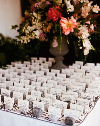Awesome Wedding Table Assignment Ideas Gallery - Styles & Ideas 2018 ...