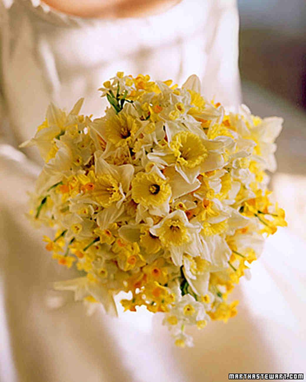 Wedding Flowers Yellow