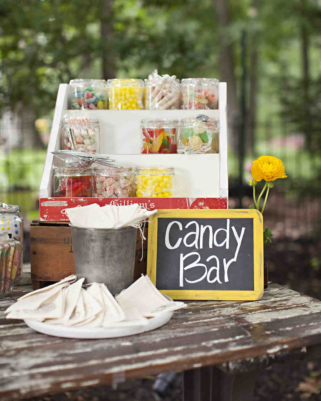 Candy Bar For Wedding Ideas: 39 Amazing Dessert Tables