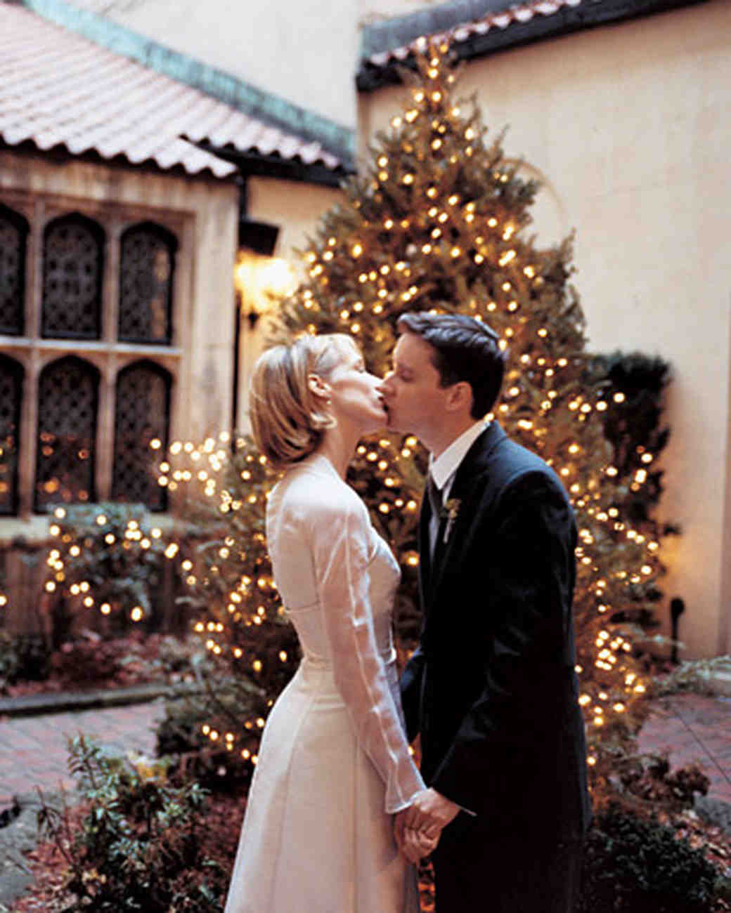 Winter Ideas From Real Weddings