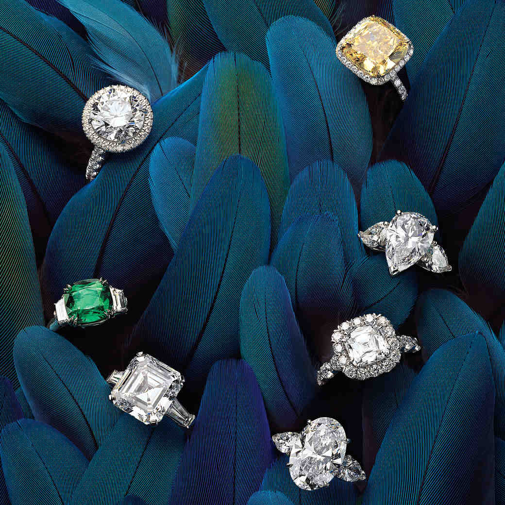 Glossary of Engagement Ring Cuts