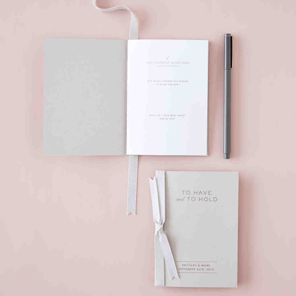 7 Ways to Overcome Wedding Vow Writer's Block