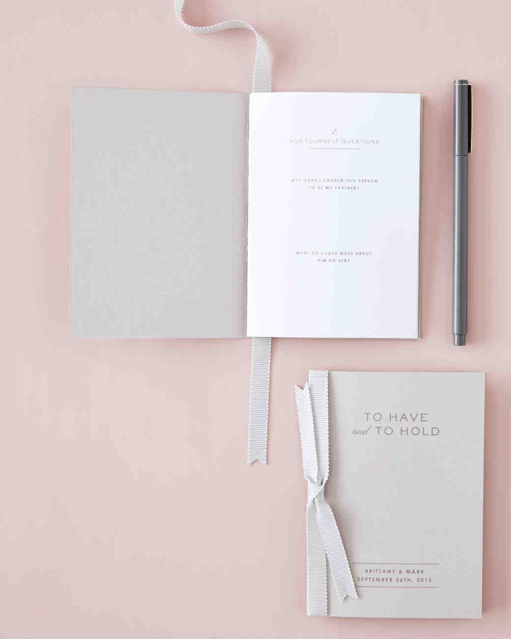 7 Ways to Overcome Wedding Vow Writer's Block