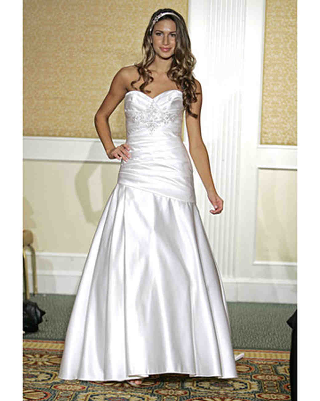 Watters & Wtoo, Spring 2009 Bridal Collection