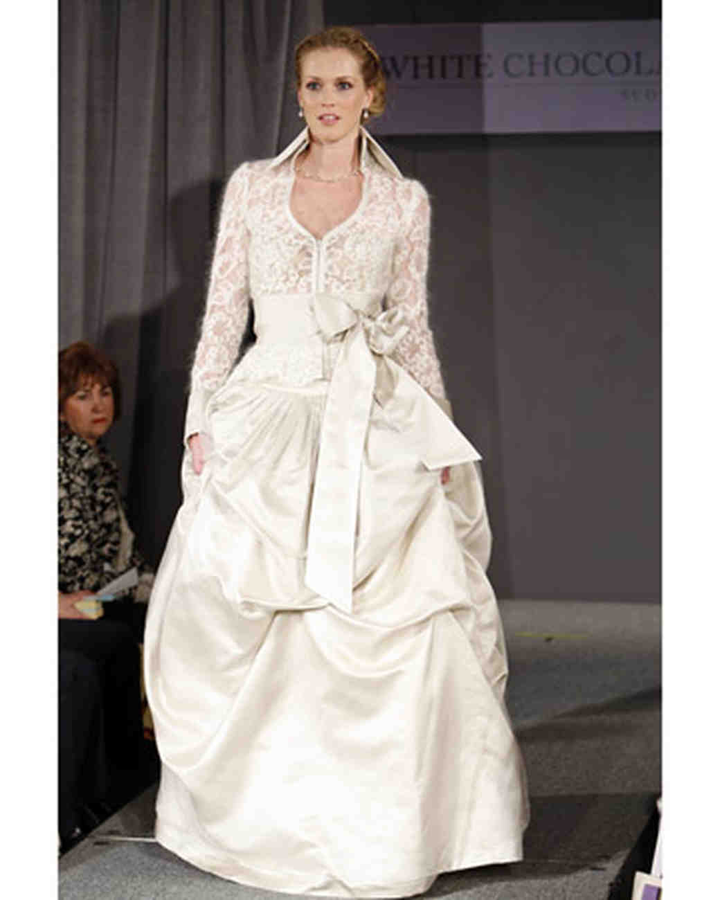 White Chocolate Label by Scott Corridan, Spring 2009 Bridal ...