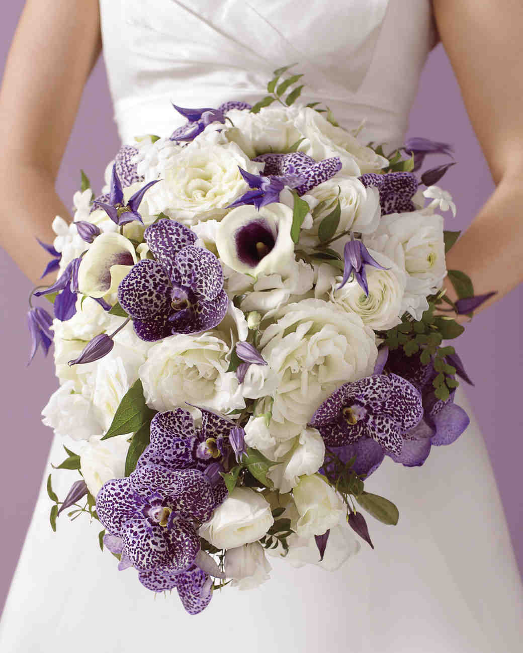 Cool Ideas For Weddings: Cool-Weather Wedding Flowers