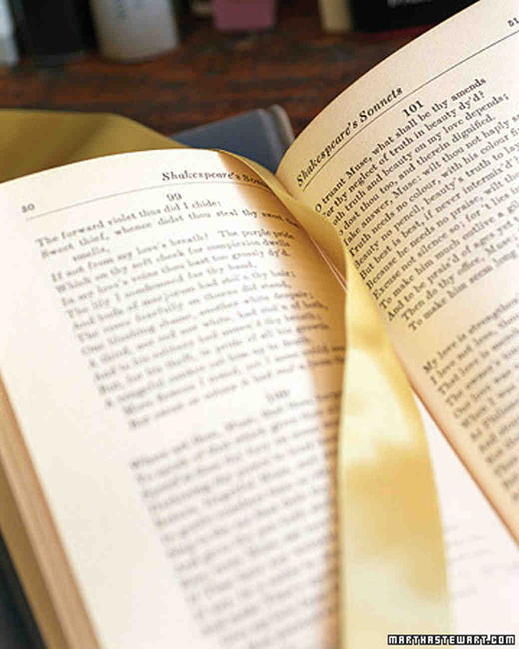 A Word About Ceremony Readings: Picking Your Readers