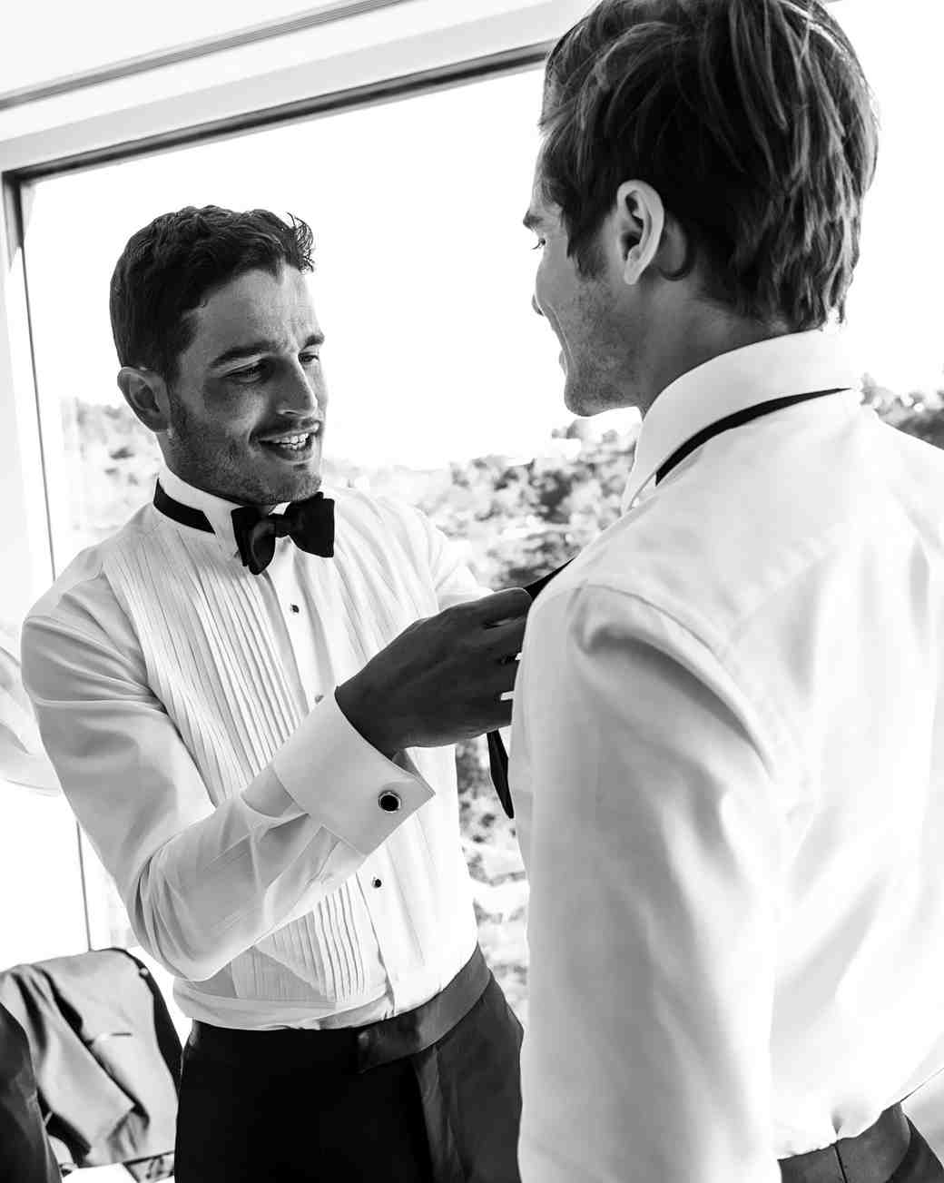 4 Steps to Being a Best-Dressed Groomsman