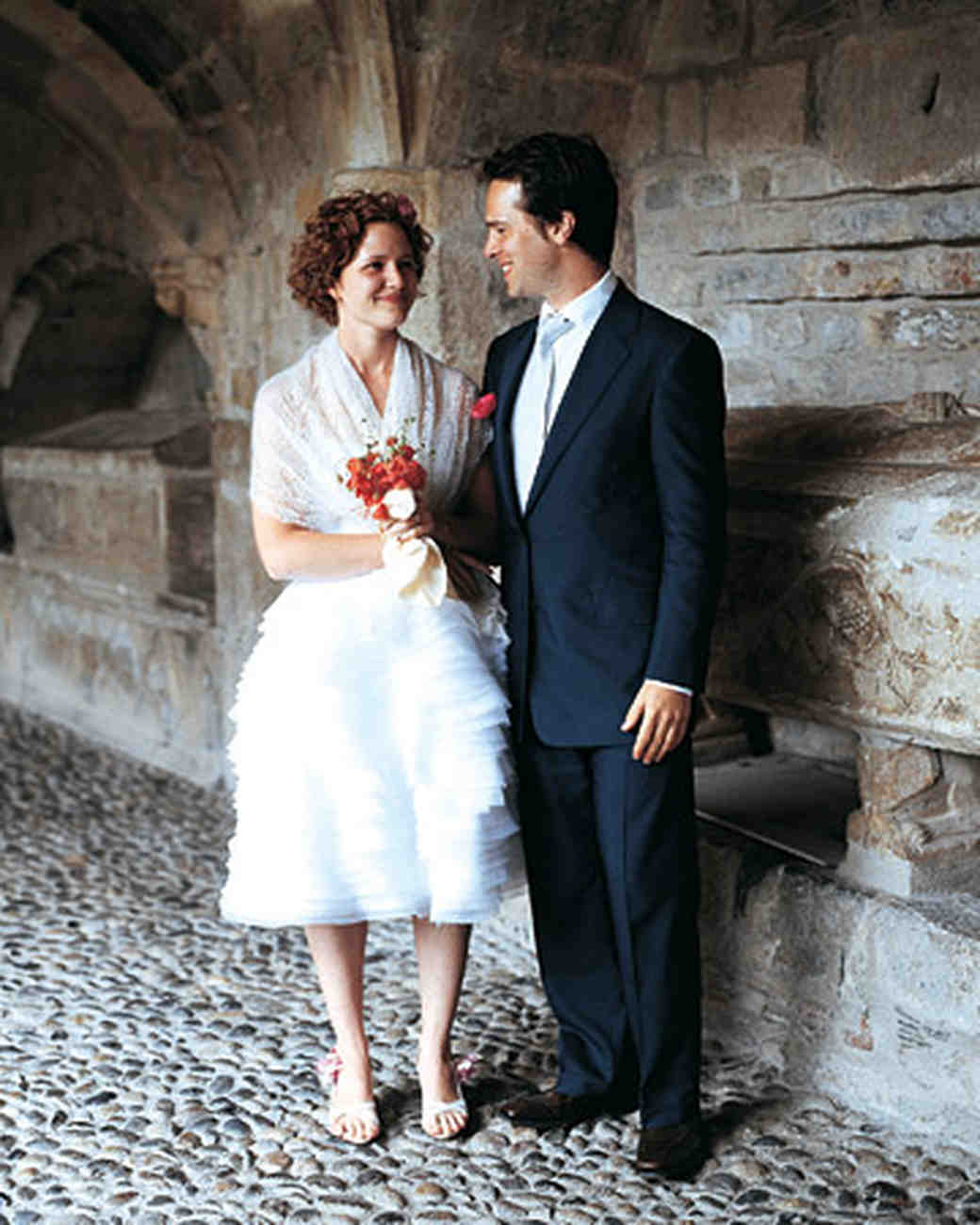 A Vibrant, Whimsical, and Casual Destination Wedding in France