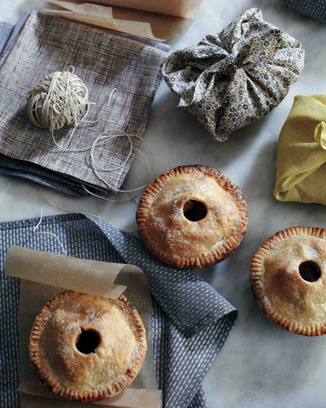 Mini Pie Favors