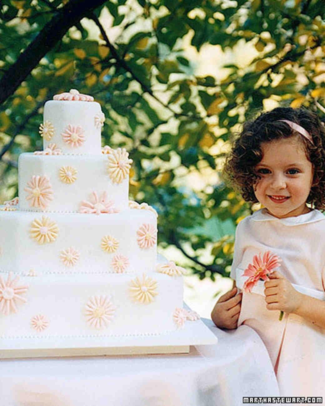 Martha Stewart Weddings: Ask Martha: Etiquette Of Having Children At Your Wedding