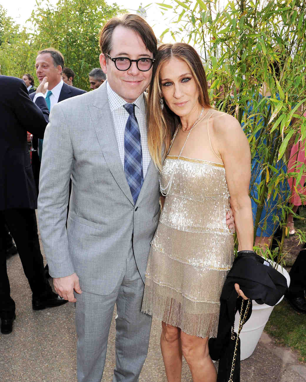 19 Things You Didn't Know About Sarah Jessica Parker and Matthew Broderick