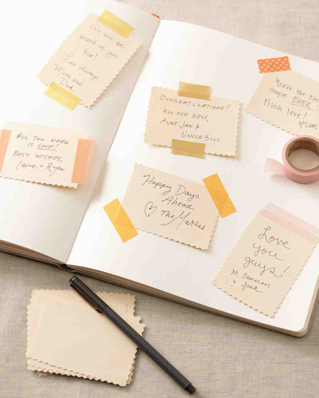 17 Super Creative DIY Guest Book Ideas For Your Wedding
