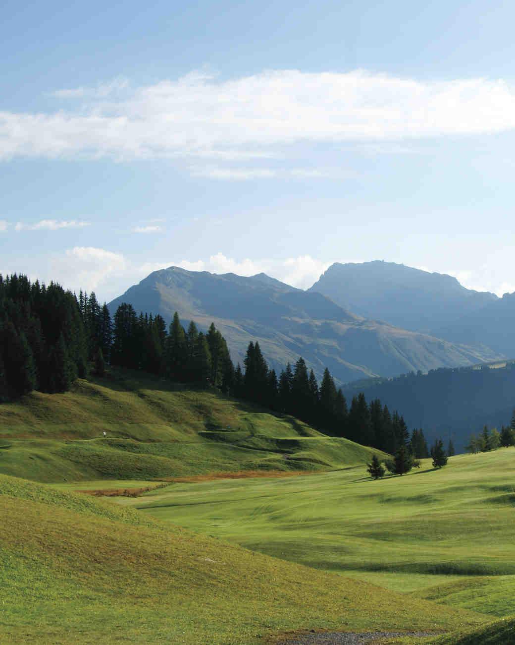 golf platz