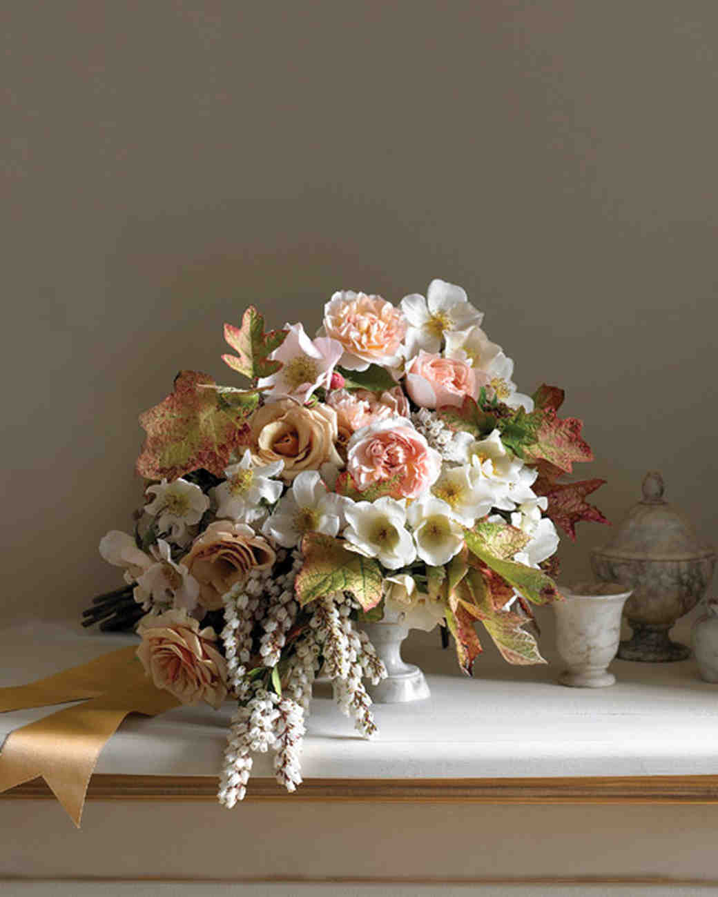 Ideas For Wedding Flower Arrangements: Classic Wedding Floral Arrangements