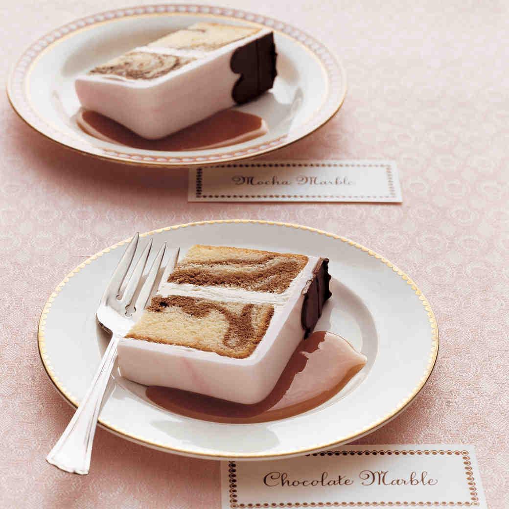 Swiss Meringue Buttercream for Marble Cake